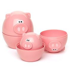 Oink Oink Measuring Cups