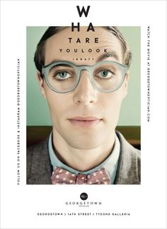 Wes Anderson Meets the Addams Family in This Beautifully Crazy Ad for an Optician | Adweek | Art direction | Inspiration