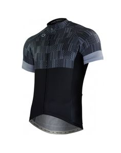 """""""Barkcloth"""" Cycling Jersey by Gregory Klein"""