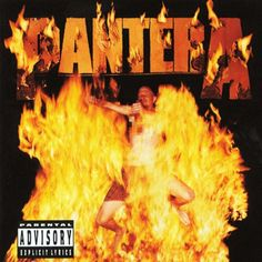 Pantera - Reinventing The Steel on 180g LP