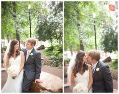 Knoxville Wedding Photographer - Woven & Spun Photography Bride and Groom