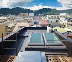 Tampoco les falta una estupenda terraza para disfrutar de los días soleados.