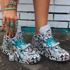 MELODY EHSANI x REEBOK PUMP OMNI LITE SNEAKER Brand new never worn fits true to size Reebok Shoes