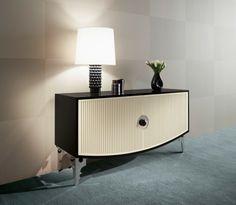 Aparador Art Decó Alexis | http://www.ambar-muebles.com/aparador-art-deco-alexis.html