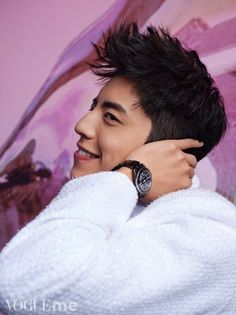 Our Times Movie, Darren Wang, Love Of My Life, My Love, Lee Jong Suk, Actors, Celebrities, Hair Styles, Collage