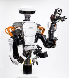 The Next-generation industorial robot [NEXTAGE] I Robot, Robot Arm, Military Robot, Real Robots, Disruptive Technology, Humanoid Robot, Robot Design, Sci Fi Characters, Mechanical Design