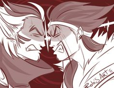We got ourselfs a Fight Rakan vs Draaaaaaven Remember not Draven Draaaaven