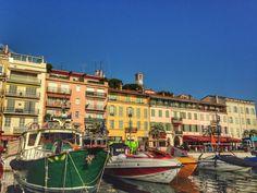Retour de pêche - Port de Cannes