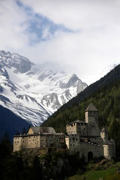 Castello di Val Aurina, Italy  Isaiah 65:25...They will not do harm or cause any…