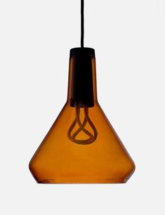 Drop Top Lamp Shade A Set with Baby Plumen 001 Bulb