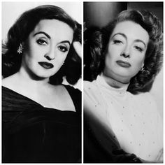 EXCLUSIVE: Bette Davis and Joan Crawford — Inside Hollywood's Greatest Feud!