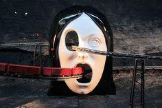 woman with dream by david lynch