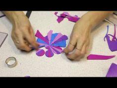 ▶ Бусины-чечевички из полимерной глины - YouTube