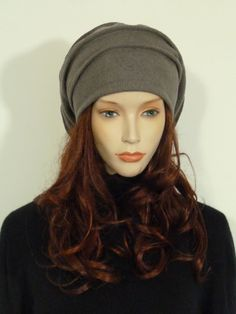 Effortlessly chic lagenlook taupe premium quality boiled wool