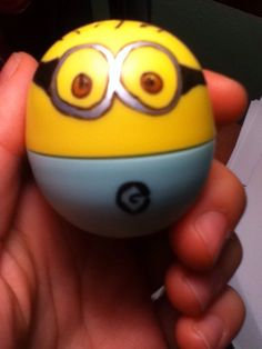 eos minion from despicable me