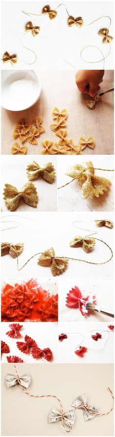 DIY your Christmas gifts this year with GLAMULET. they are compatible with Pandora bracelets. Christmas DIY: 25 gorgeous Christmas decorations you can make yourself All Things Christmas, Winter Christmas, Christmas Holidays, Christmas Ornaments, Family Christmas, Christmas Projects, Holiday Crafts, Christmas Ideas, Navidad Diy