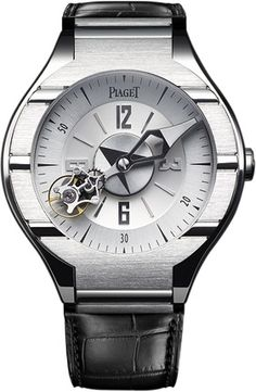 Piaget  White gold Tourbillon