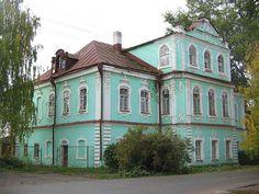 Manoir V.I. Shilov - Veliki Oustioug - Construit dans les années 1760.