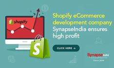 Be ready to INCREASE BUSINESS PROFIT with eCommerce development company.   Run a successful Shopify store to INCREASE SALE S OF ALL PRODUCTS.  SynapseIndia is here to bring matchles development solutions. Technology Support, Ecommerce Store, Increase Sales, Competitor Analysis, Online Business, Success, How To Plan, Inspiration, Products