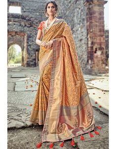 63c6f05bc3 56 Best Indian_Sarees images | Asian Fashion, Dresses, Embroidered ...