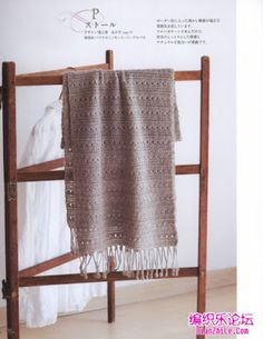 Crochet Knitting Handicraft: crochet scarves