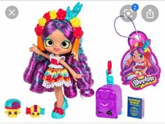Shopkins Season 8, Shoppies Dolls, Shopkins And Shoppies, Les Themes, Happy Birthday Gifts, 5th Birthday, Visit Mexico, Bday Girl, Gameroom Ideas