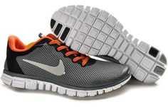 Chaussures Nike Free 3.0 V2 Femme ID 0005 [Chaussures Modele M00528] - €58.99 : , Chaussures Nike Pas Cher En Ligne. Discount Nike Shoes, Nike Shoes Cheap, Nike Free Shoes, Cheap Nike, Nike Free Run 3, Orange Shoes, Nike Outlet, Black Running Shoes, Sports Shoes