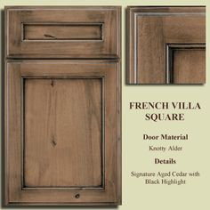 Crystal Cabinet Works Door Style