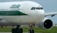 Alitalia: oggi giornata decisiva per la compagnia aerea italiana