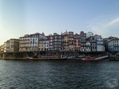 Pretty Buildings Along The Douro - The Blonde Abroad