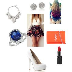 """""""Cute date night outfit"""" by niesha-shells on Polyvore"""