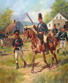 16th Queen\'s Light Dragoons,1777-1778