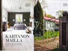 Domargård - Villa Olivia: Ajatuksia omasta sisustuksesta