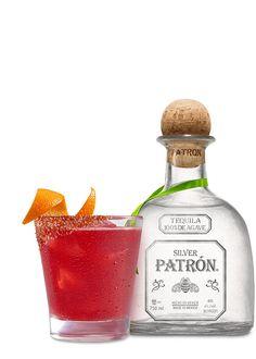 2018 Margarita Of The Year - Skyline Margarita | Patrón Tequila