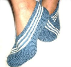 Unisex Adults  Healthy Booties Home slippers by NesrinArt on Etsy, $17.00