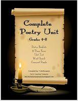Terri's Teaching Treasures: Everything Poetry