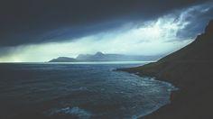 iceland / moody oceanscape / jennifer picard photography #iceland #mood #jenniferpicardphotography #travel  @icelandinspired @happycampersice