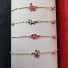 14K gold kids' bracelets Kids Bracelets, Arrow Necklace, Jewellery, Gold, Jewels, Jewelry Shop, Jewerly, Jewlery