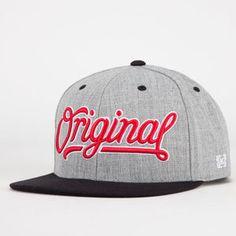 783ae2ab1c951 KR3W Original Mens Snapback Hat