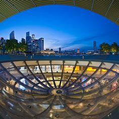 My Eye at MBS (by hock how & siew peng, via Flickr)