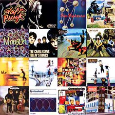 1997: probably my favourite year for music ever