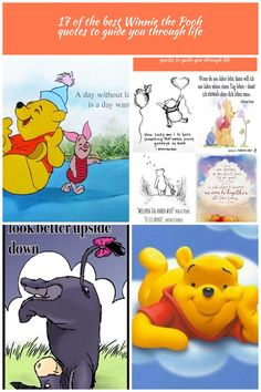 Best Winnie The Pooh Quotes – Inspirational Quotes To Guide You Through Life Zitate Winnie Pooh 17 of the best Winnie the Pooh quotes to guide you through life