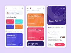 Mobile app - Energy Life by Outcrowd - Expolore the best and the special ideas about App design Interaktives Design, App Ui Design, Design Websites, User Interface Design, Game Design, Branding Design, Graphic Design, Design Layouts, Best App Design