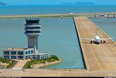 Airport guides - World Travel Guide Macau, Amphibious Aircraft, Air Travel, Beach Travel, Airport Design, Air Traffic Control, Aviation Industry, Civil Aviation, Aircraft Pictures