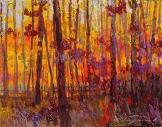 Barry Thomas: Autumn Quakers