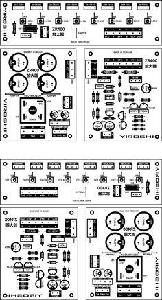 DIAGRAMA AMPLIFICADOR ZENER MODULAR 400W PCB MODULAR MONOFONICO ZR400 MEDIDA PCB REAL 16cm x 14cm MASCARA DE COMPONENTES ZR400 MODO SERIGRAFIA MASCARA DE COMPONENTES ZR400 Electronics Projects, Electronics Basics, Electronic Circuit Projects, Crown Amplifier, Hifi Amplifier, Class D Amplifier, Iphone Wallpaper Maker, Ab Circuit, Circuit City