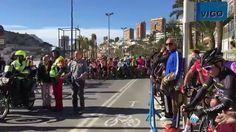 #Bicicleta Vuelta ciclista en Benidorm