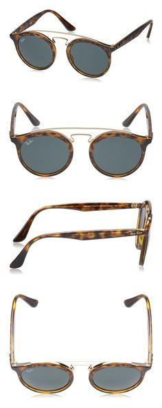 48ddcaac3059a7  150 - Ray-Ban Gatsby I Sunglasses (RB4256) Plastic Tortoise Green-Non