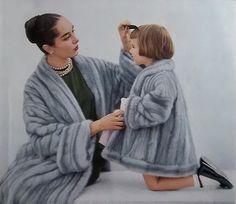 EMBA CERULEAN Sapphire Mink, 1952