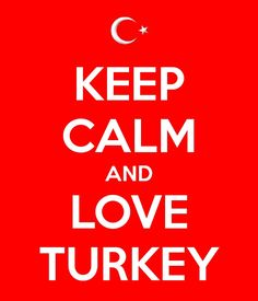Keep calm and love the most beautiful country in the world :)